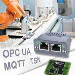Mit einbaufertigen Anybus-Kommunikationsmodulen lässt sich TSN in Automatisierungsgeräten nachrüsten.