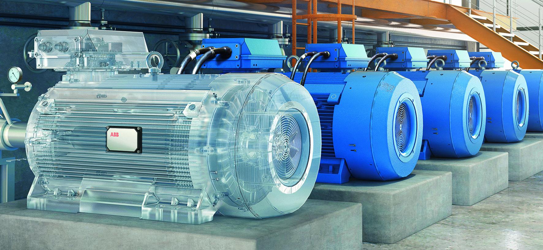 Motoren müssen nicht veralten, Sensorik rettet ihren Einsatz in die Zukunft