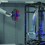 Der Sensor als Kern der Scanbox ermöglicht das präzise Messen von reflektierenden Blechteilen