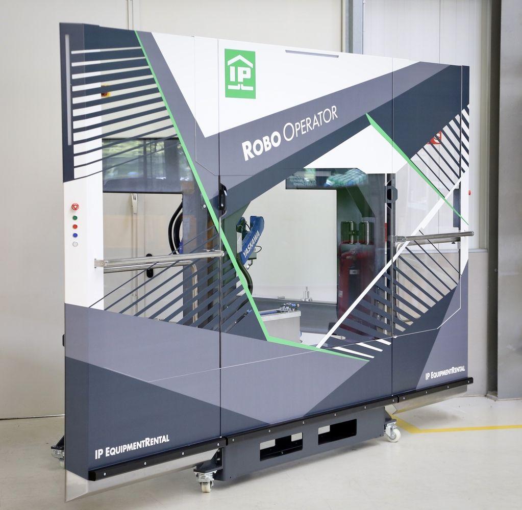 »Robo Operator« zur autonomen Steuerung von Werkzeugmaschinen