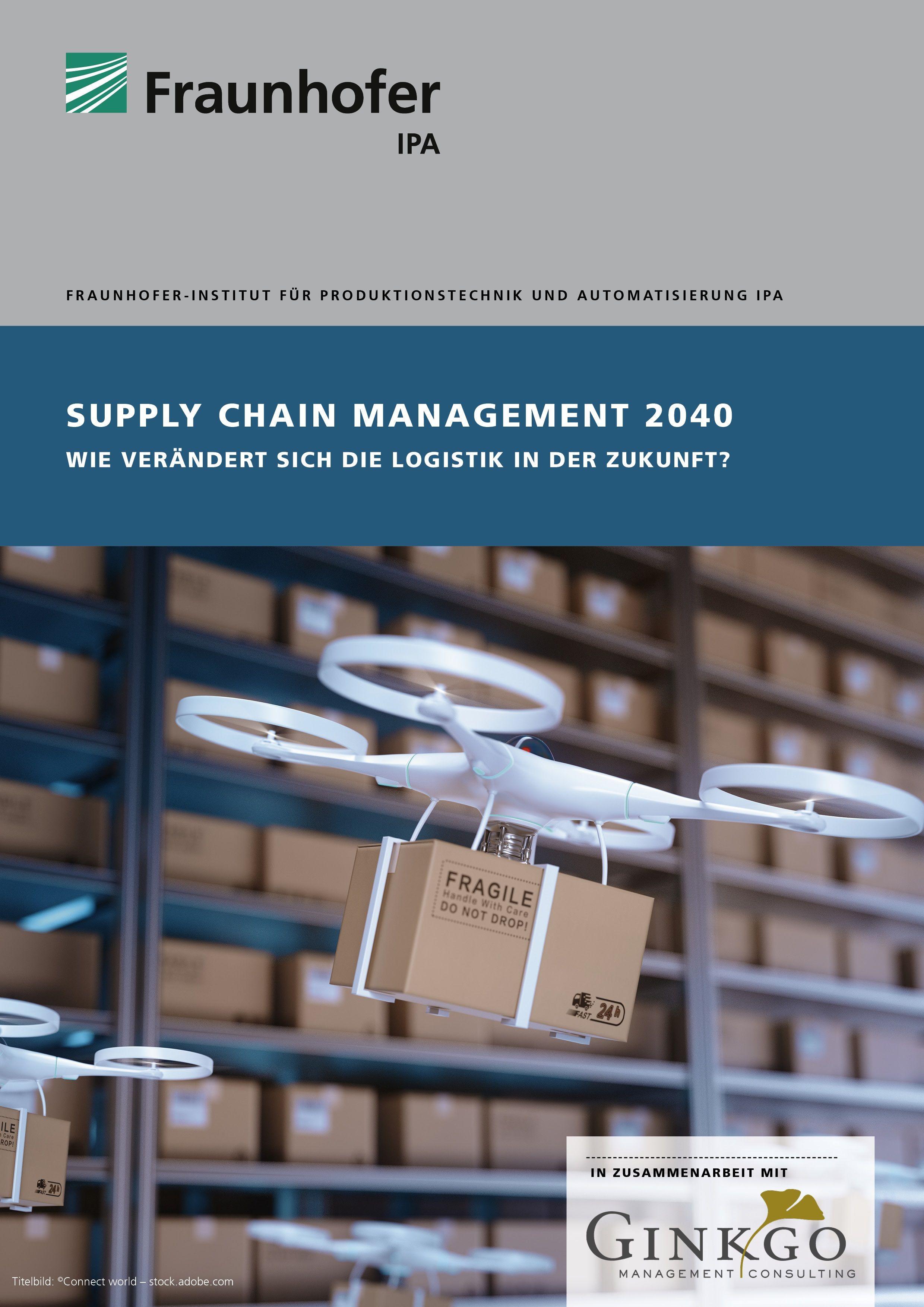 Herausgeber: Fraunhofer-Institut für Produktionstechnik und Automatisierung IPA und Ginkgo Management Consulting Jahr: 2020